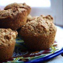 apple hemp muffin recipe