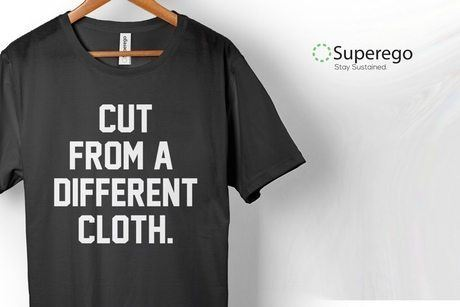 Superego hemp shirt