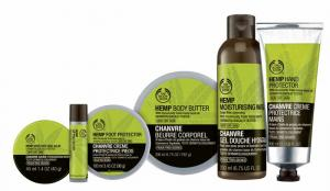 The Body Shop Hemp Products