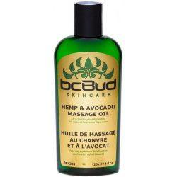 Carapex BC Bud Hemp Massage Oil