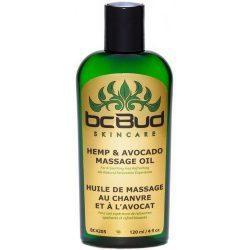 Carapex BC Bud Hemp Massage Oil