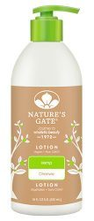 Nature's Gate Hemp Lotion
