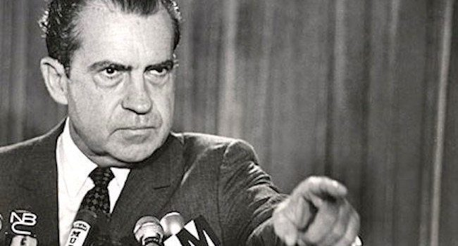 president nixon declares war on cannabis