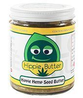 Hippie Butter Gourmet Hemp Seed Butter