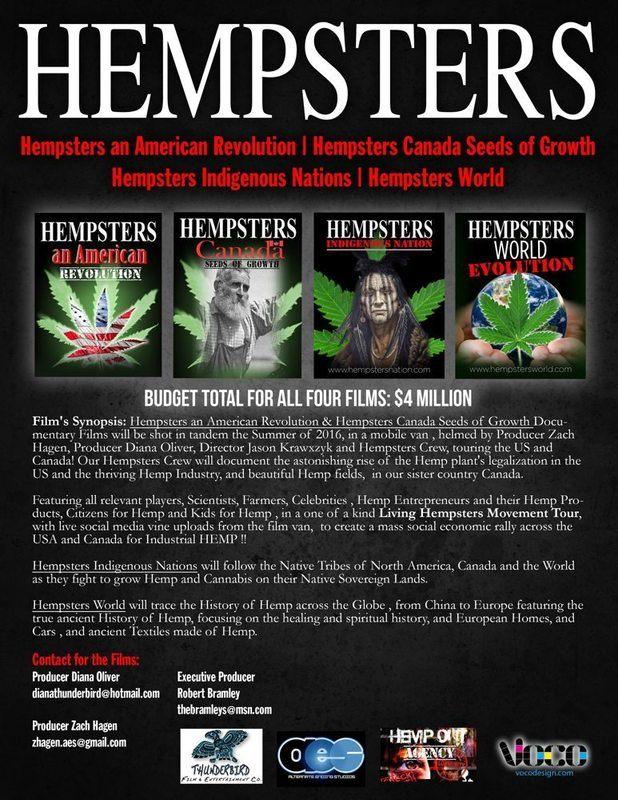 Hempsters Docu Series Information