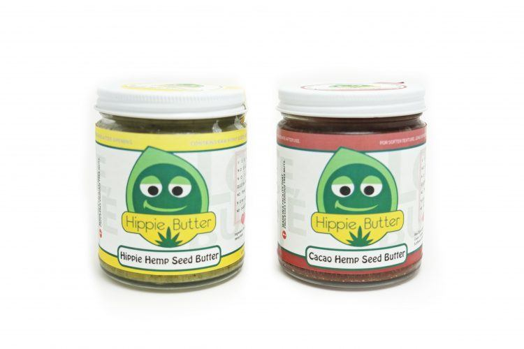Hippie Butter Hemp Seed Butter Products