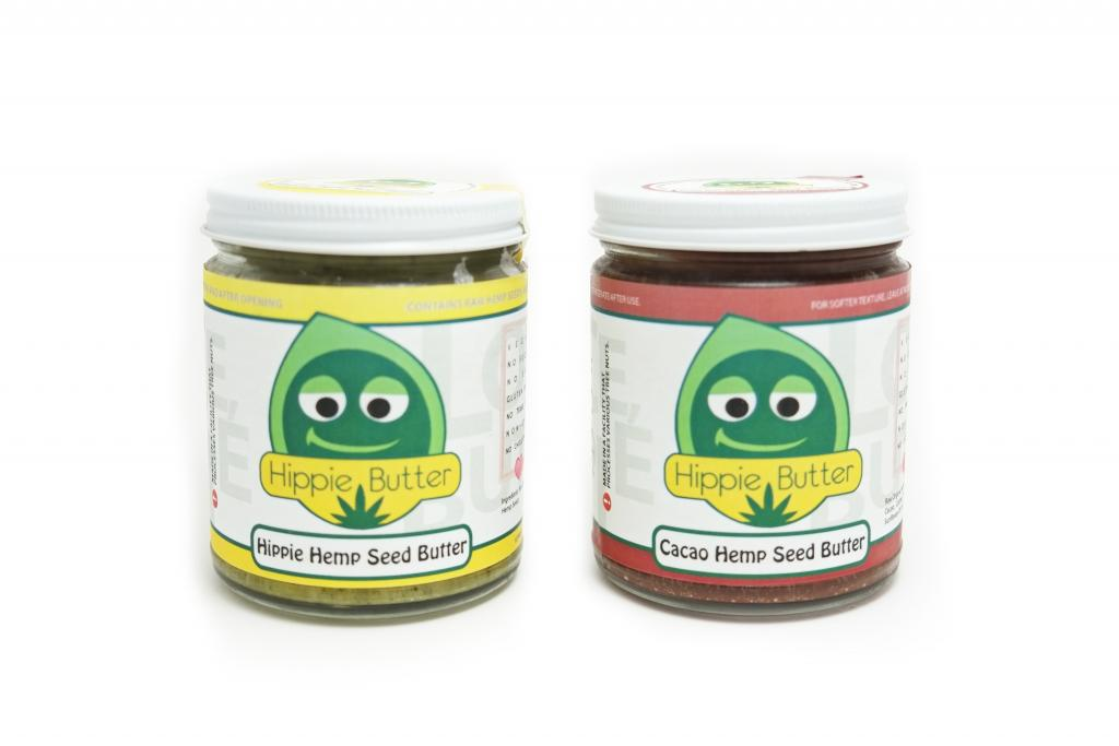 Hippie Butter offers two different types of Hemp Seed Butter