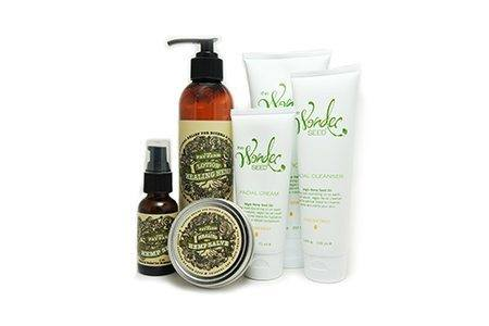 Using Hemp Body Care can offer your skin the benefits of Hemp Oil