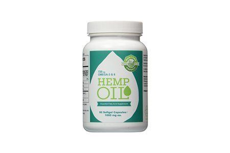 Hemp seed oil capsules are a great supplement