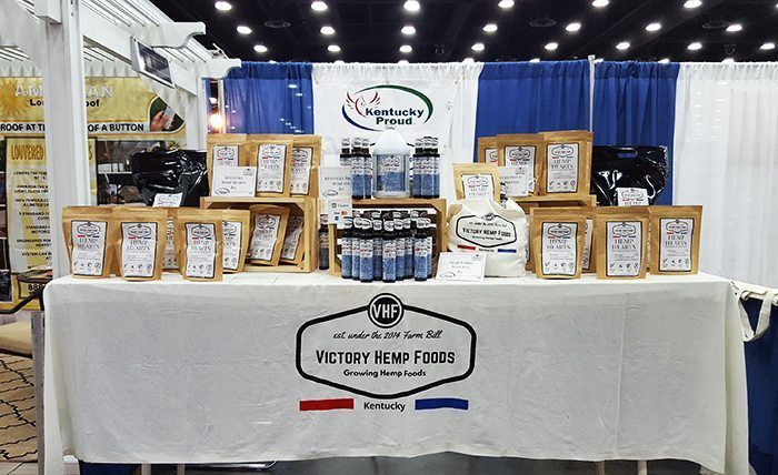 Victory Hemp Foods makes hemp foods made in the USA