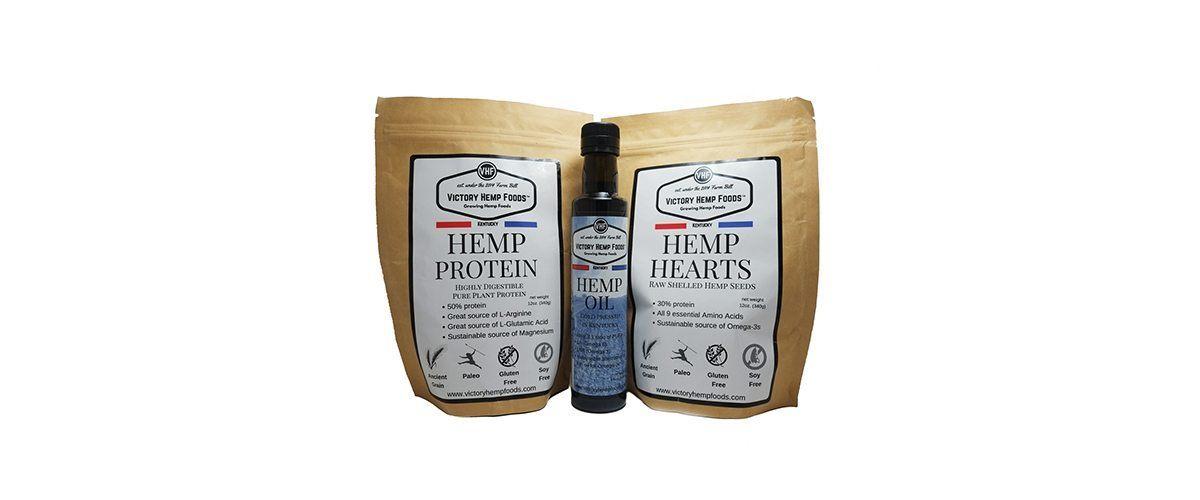 Try Victory Hemp Foods