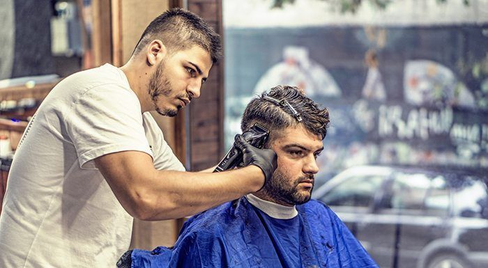 Getting a haircut is a great way to increase your self-confidence