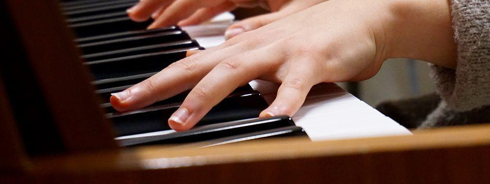 A musical instrument is a healthy way to forget your stress
