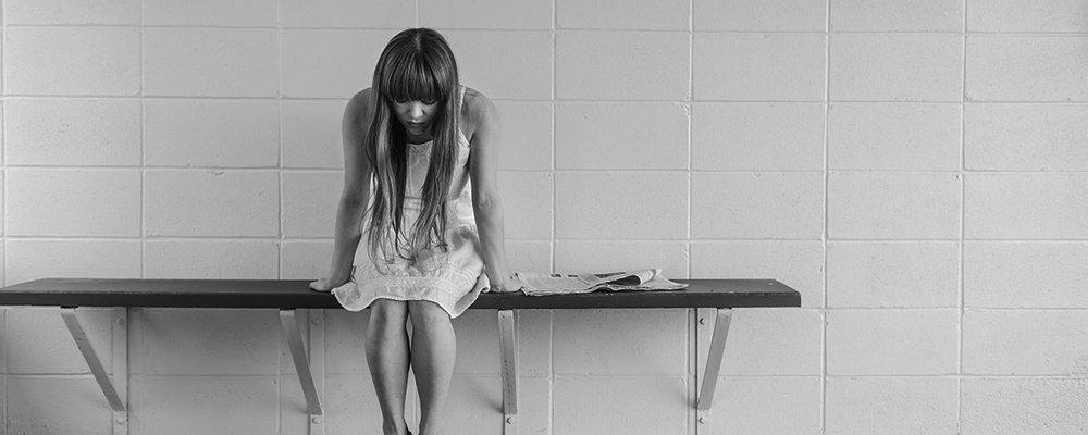 too much anxiety can lead to depression