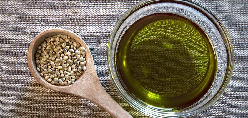 benefits hemp seed oil