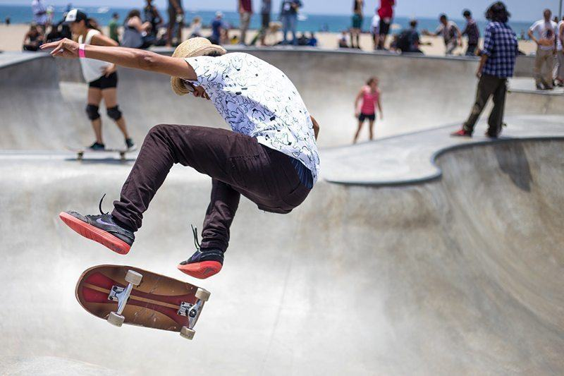 hemp skateboard
