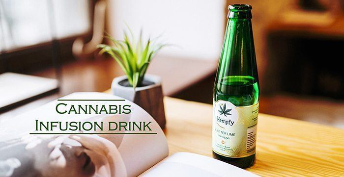 Cannabis Infusion Drink