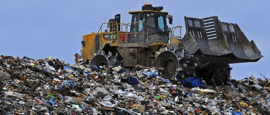 Americans throw out 65 tons of clothing per year
