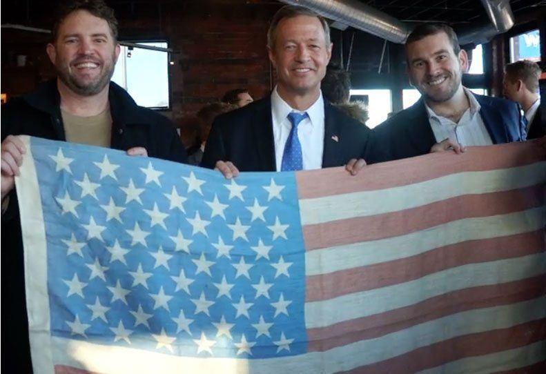 Governor O'Malley Hemp Road Trip