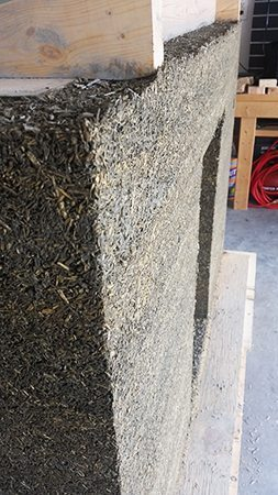 Hempcrete only uses 3 ingredients