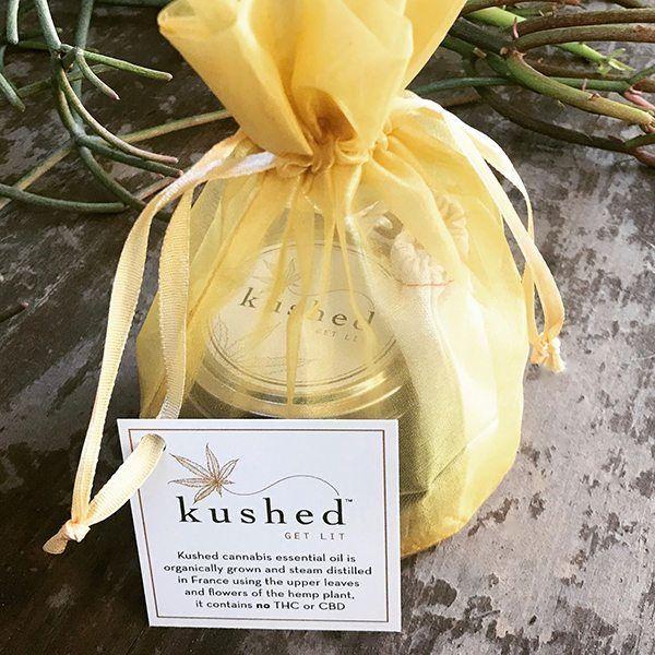 Kushed Candle Black Friday