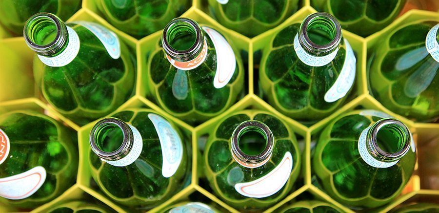 hemp can replace Plastic bottles