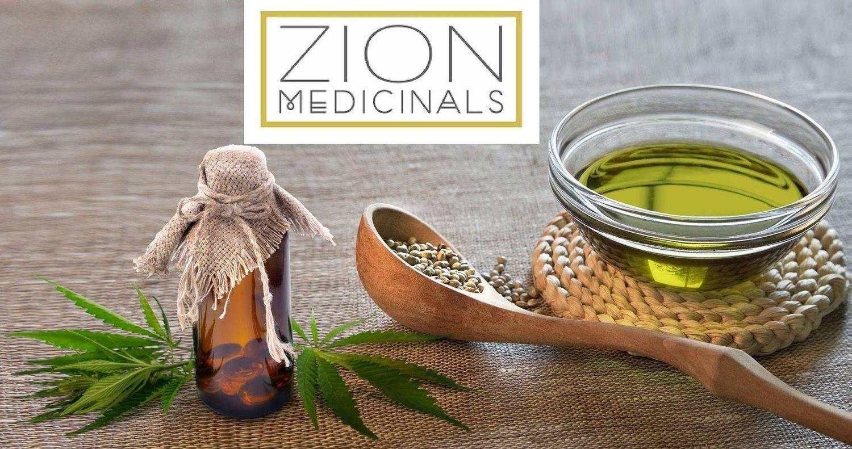 Zion Medicinals CBD