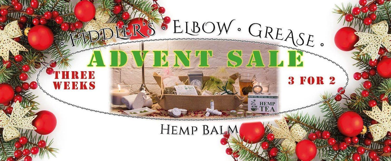 Fiddlers Elbow Grease Advent