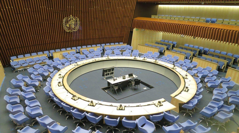 World Health Organization CBD