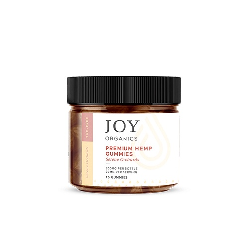 Joy Organics CBD Gummies Review