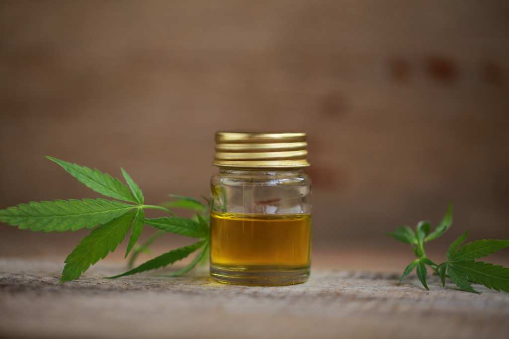 CBD oil, derived from industrial hemp, is often a viable option for natural pain relief