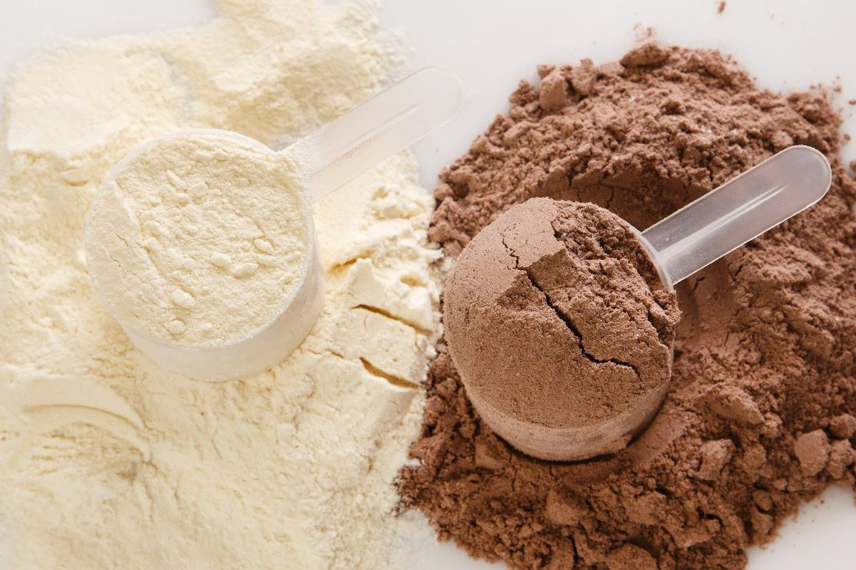 In tasty flavors like vanilla or chocolate, CBD protein powder could become an important part of athlete's routines.