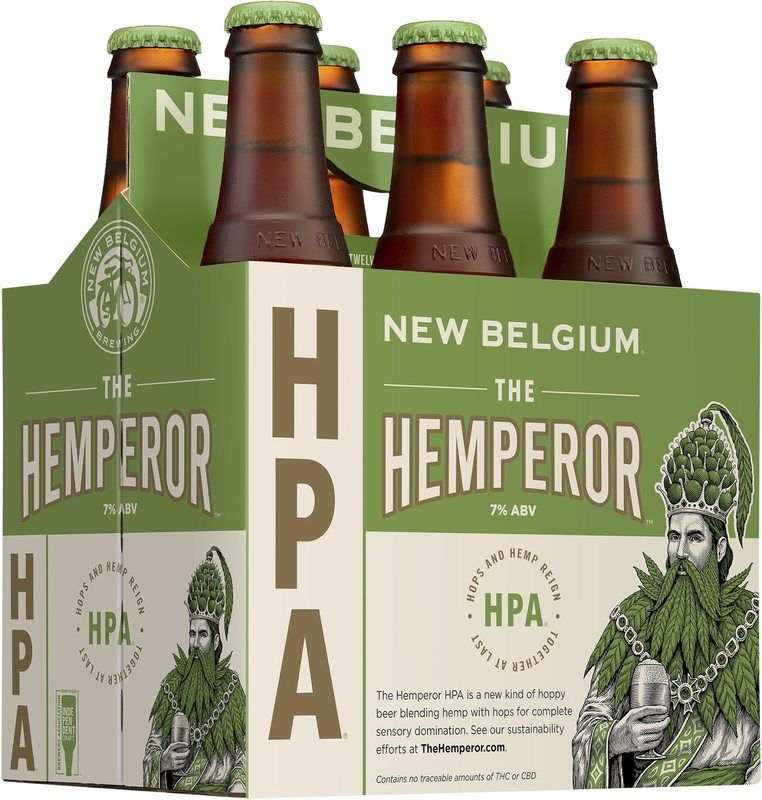 Official Hemperor Beer Review