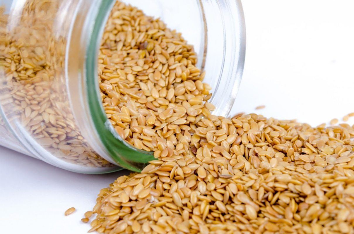 Healthy seeds like sesame can add fiber and trace nutrients to your diet.
