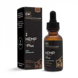 CW Hemp Plus CBD Oil