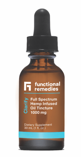Functional Remedies Clarify Hemp Tincture