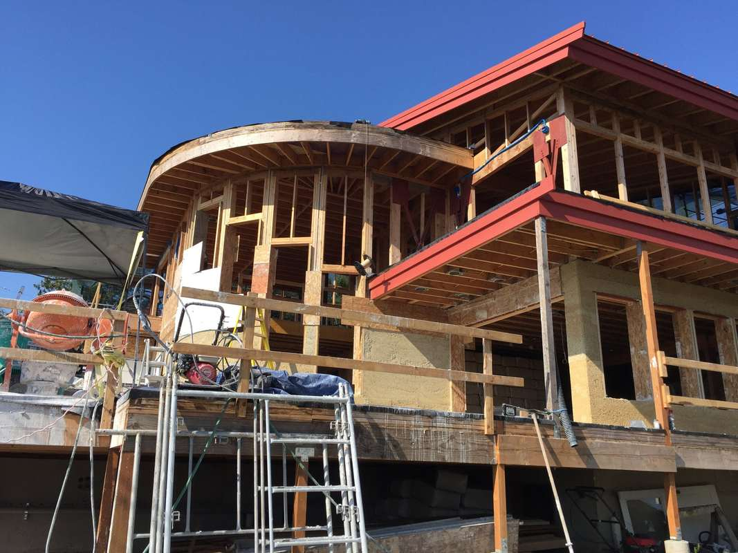 The Highland Hemp House in Bellingham, Washington is a unique hempcrete retrofit. This 1960s home is being completely remodeled with hemp, becoming healthier, more sustainable, and carbon-negative along the way.