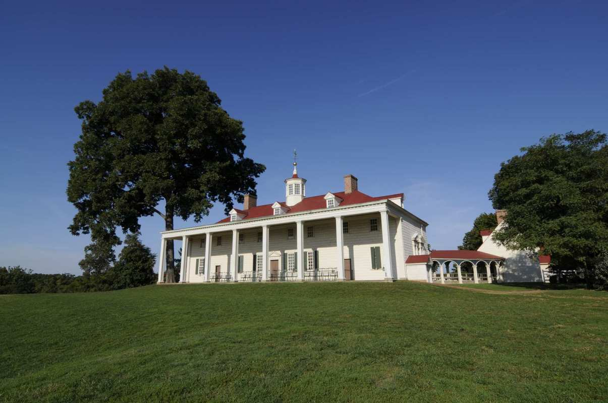 George Washington's hemp farm is growing again thanks to horticulturists at his Mount Vernon estate and the University of Virginia.