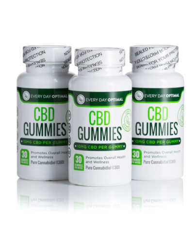 Every Day Optimal CBD Oil Gummies (Ministry of Hemp Official Review)