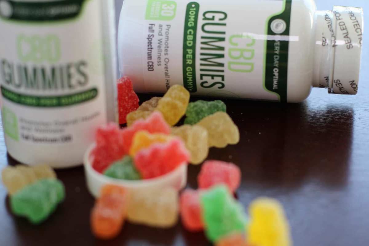 Every Day Optimal CBD Oil Gummies Are Strong, Sour-Tasting & Fun