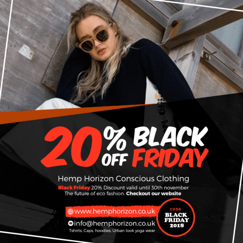 Hemp Horizon (Ministry of Hemp Black Friday Hemp Deals)