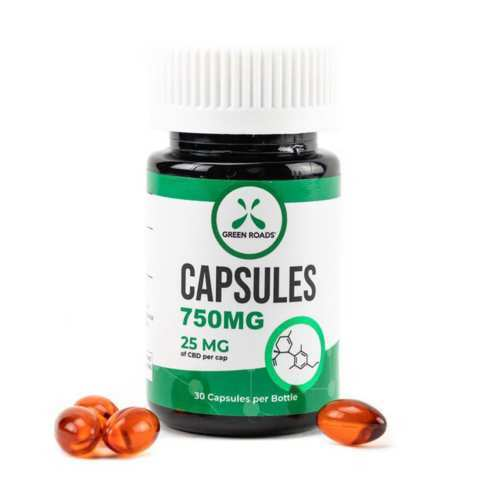 Green Roads CBD Capsules (Ministry of Hemp Top CBD Capsules)