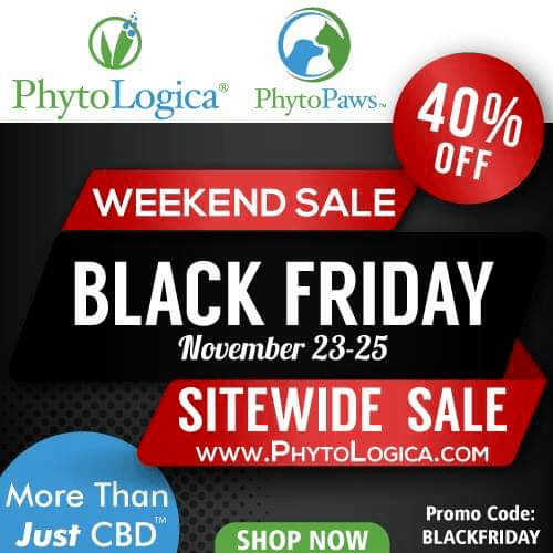 PhytoLogica (Ministry of Hemp Black Friday CBD Deals 2018)