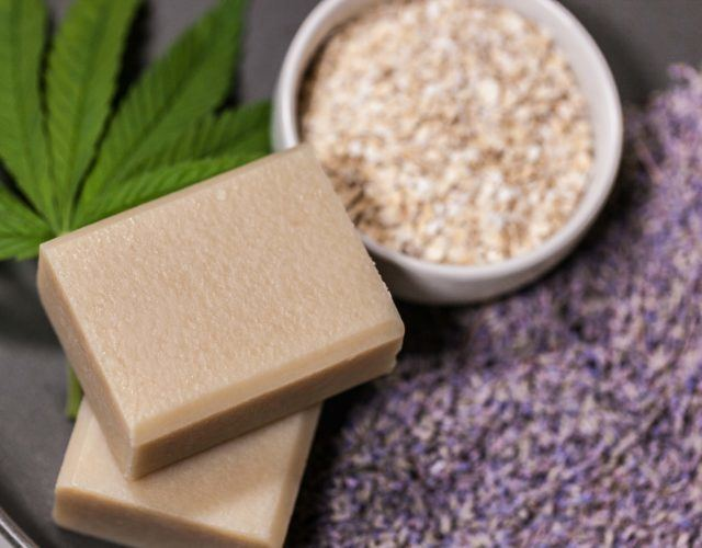 Inesscents Salvation CBD Soap (Ministry of Hemp Official Valentine's Day CBD Gift Guide)