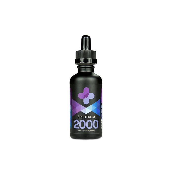 Ananda Hemp CBD Spectrum-2000