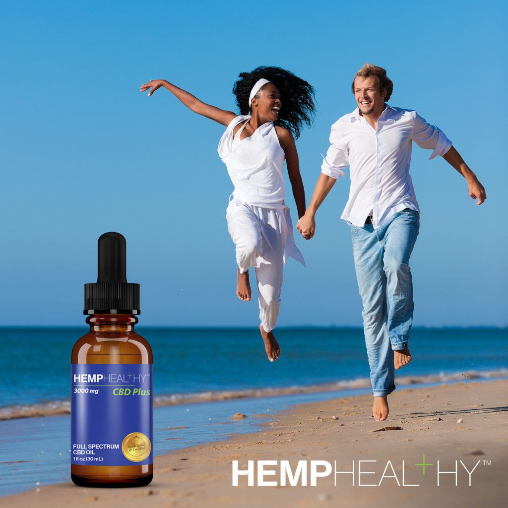 Healthy Hemp Full Spectrum CBD Oil: High-Quality, High Potency CBD