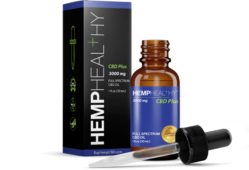 Hemp Healthy Full Spectrum CBD Oil (Ministry Of Hemp Official CBD Review)