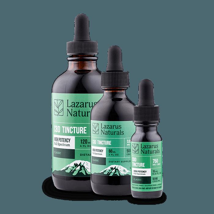 Lazarus High Potency