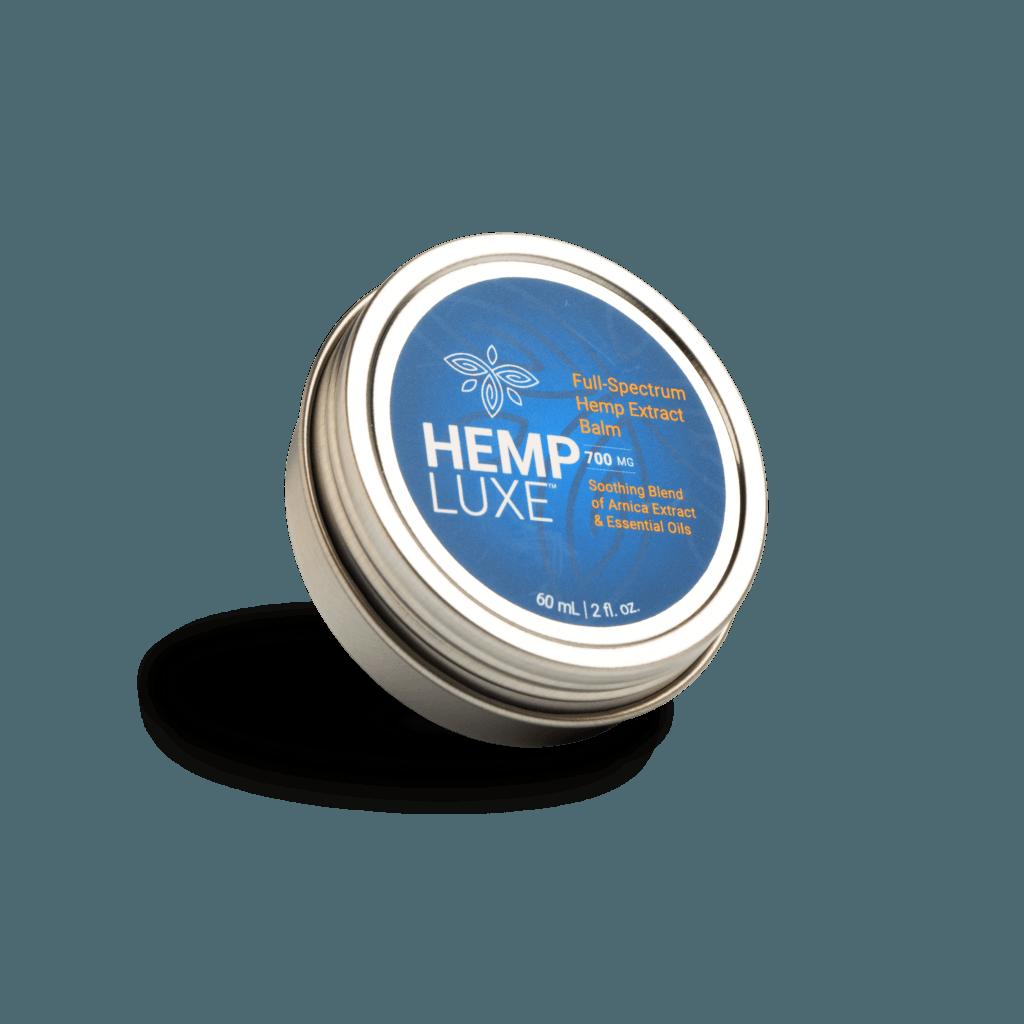 HempLuxe Full-Spectrum Hemp Extract Balm (Ministry of Hemp Official Review)