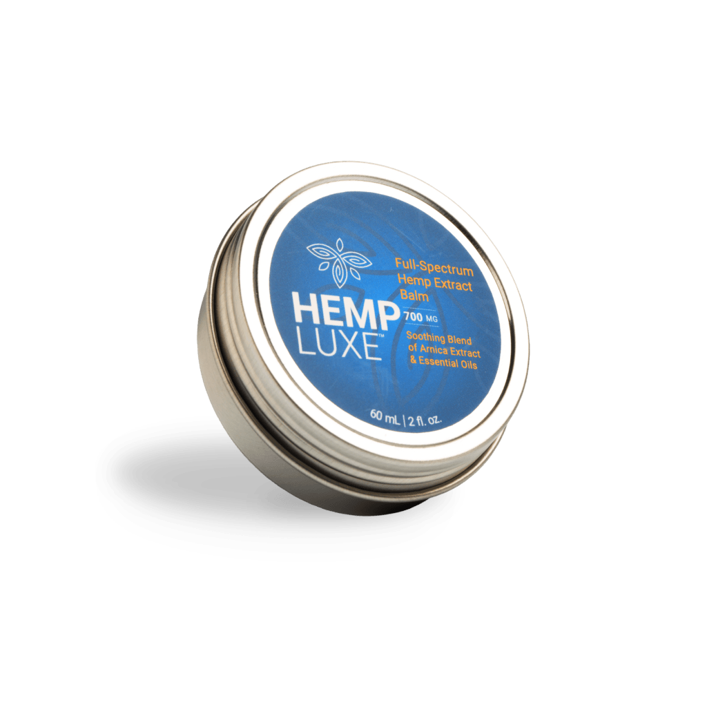 HempLuxe Full-Spectrum Hemp Extract Balm